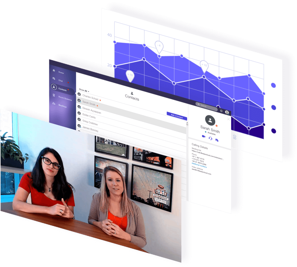 Videokonferenztechnik Cloud