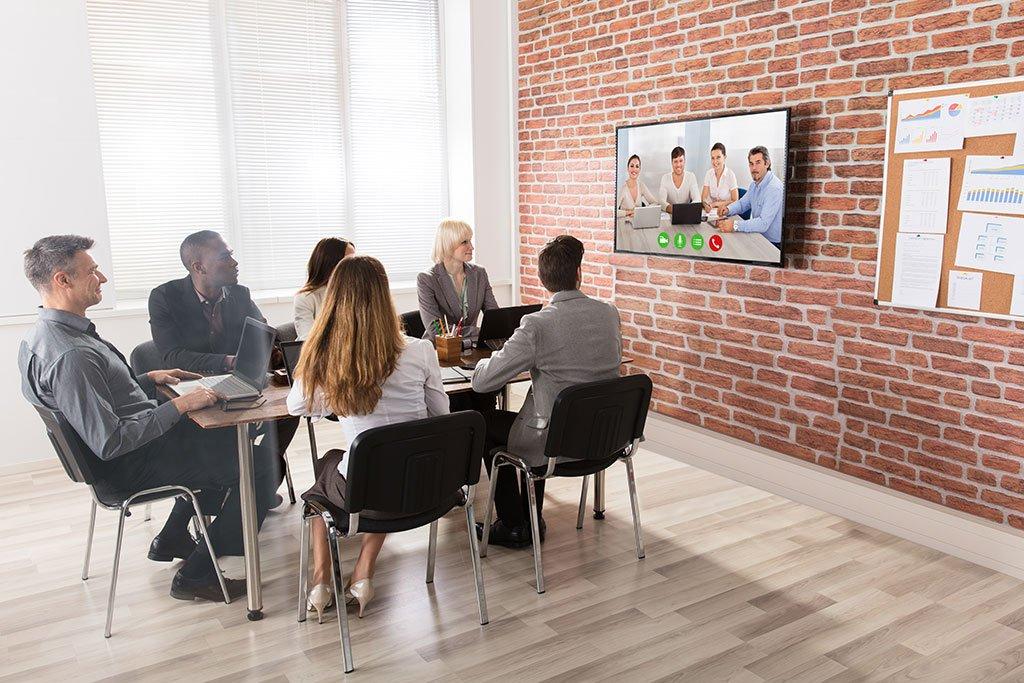 Huddle Room Videokonferenzen