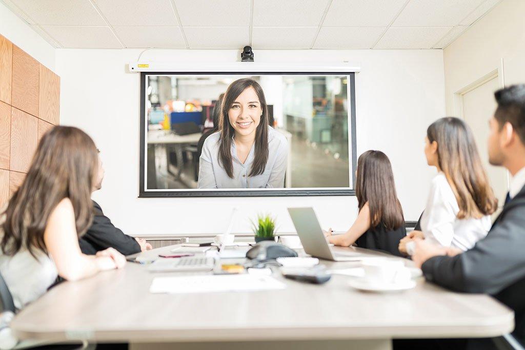 Videokonferenztechnik aus Berlin