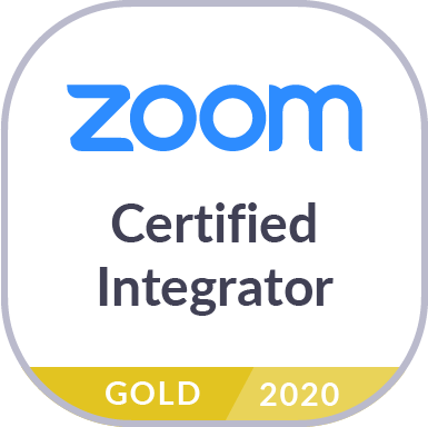 Zoom Certified Integrator GOLD