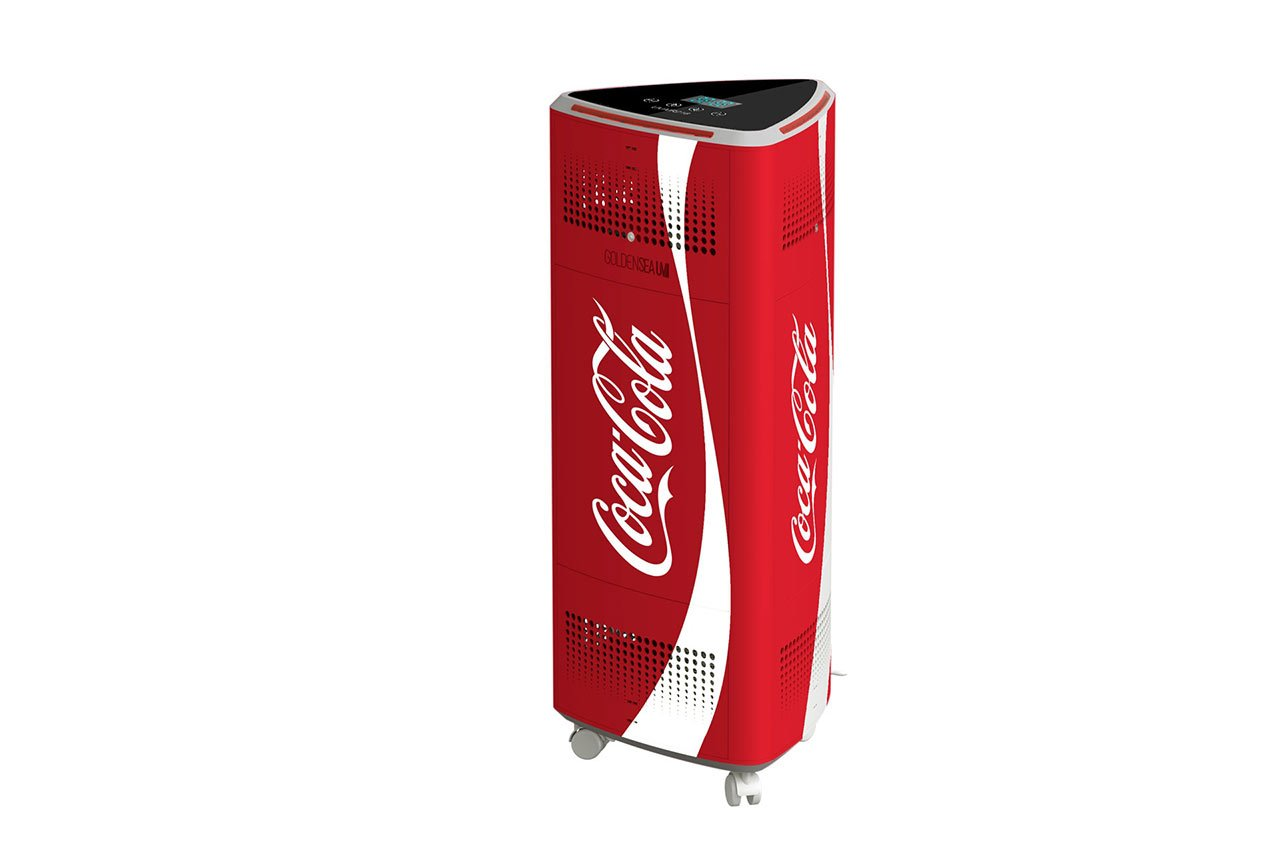 Uvair216 Sonderfolierung Coca Cola