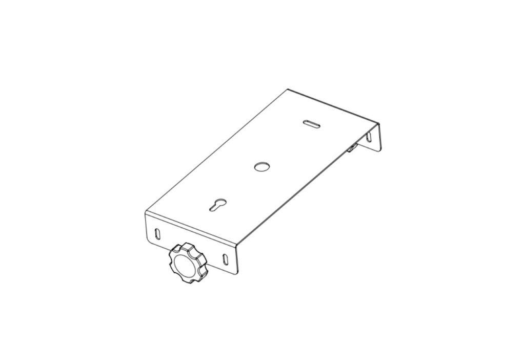 Meyersound MPS 482HP Wall Bracket Kit