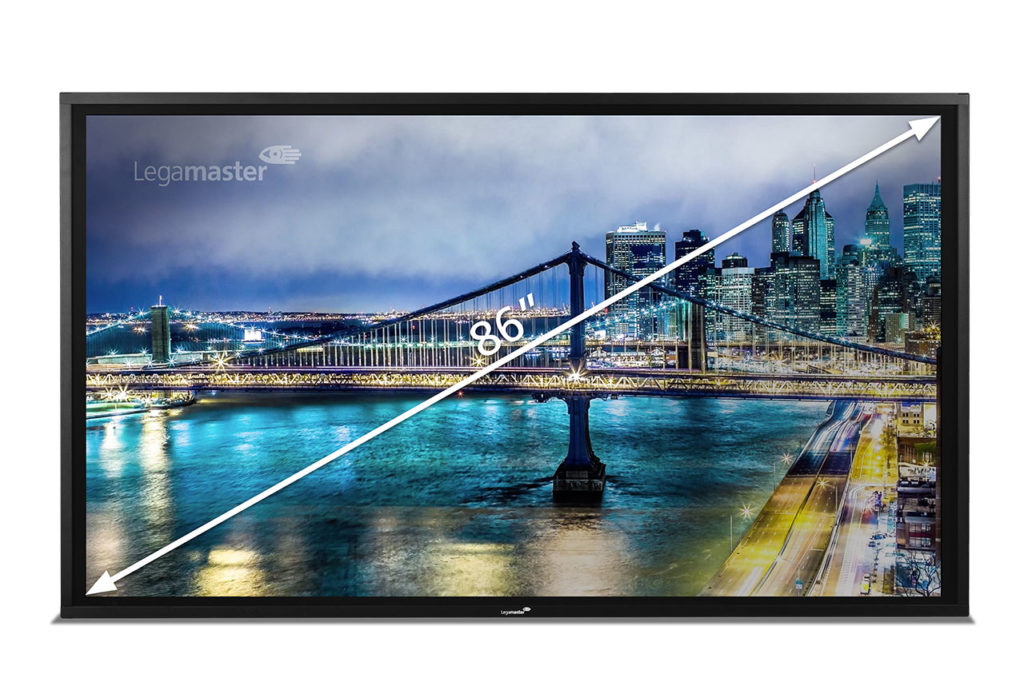 E Screen STX Touch Monitor 1