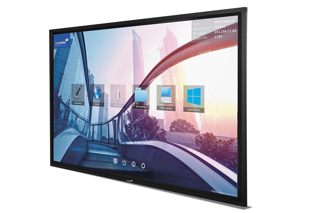 E Screen STX Touch Monitor 2