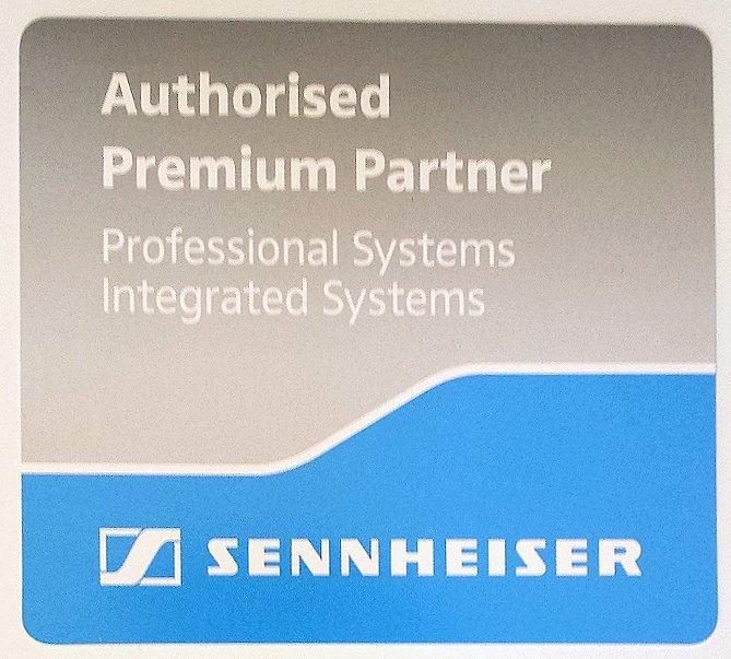 SENNHEISER Authorised Premium Partner