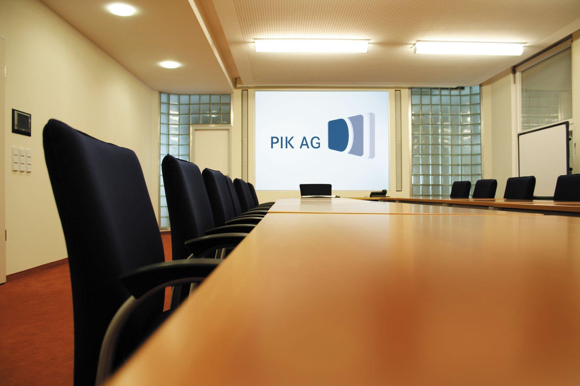 PIK AG Konferenzraum