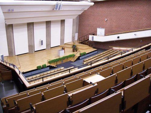 Technische Universität Berlin - Hörsaal