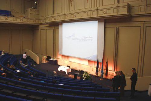 World Health Summit in Berlin