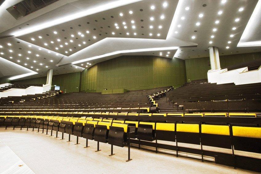 Medientechnik Hörsaal Universität
