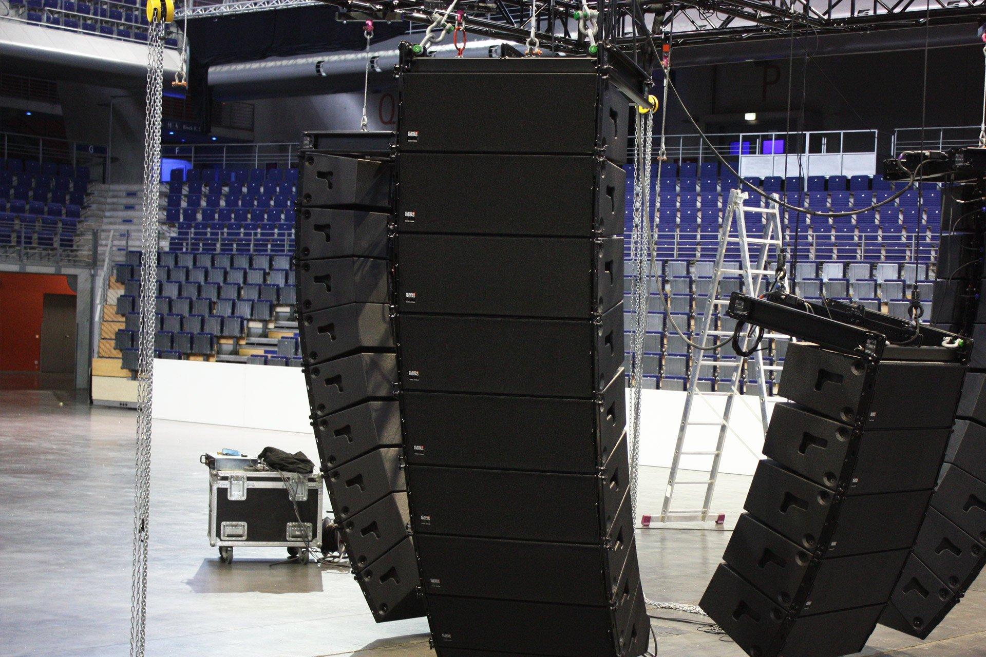 Sound Beschallungstechnik Berlin PIK AG