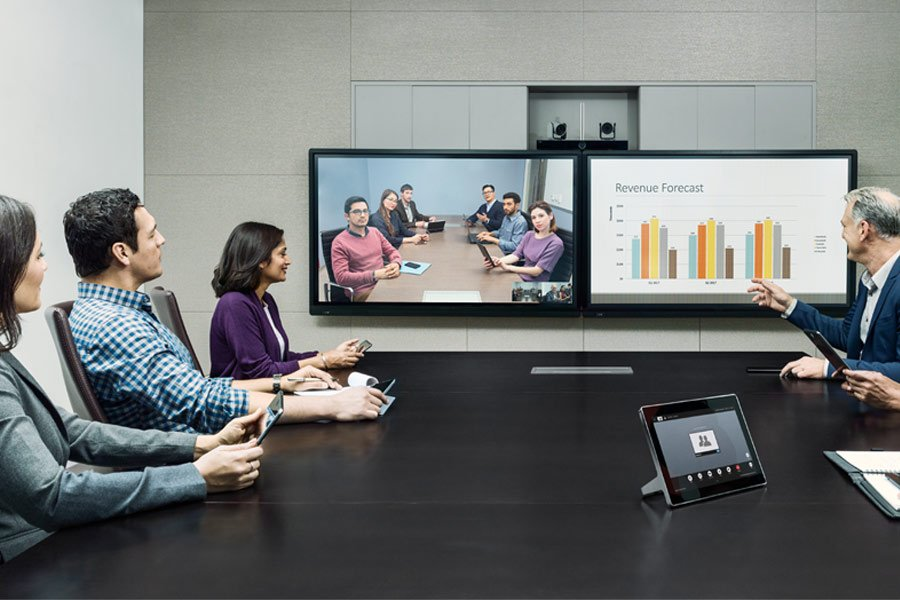 Videokonferenztechnik Berlin