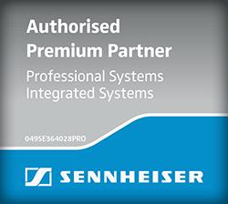 Sennheiser Partner Logo