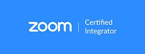 Zoom Certified Integrator