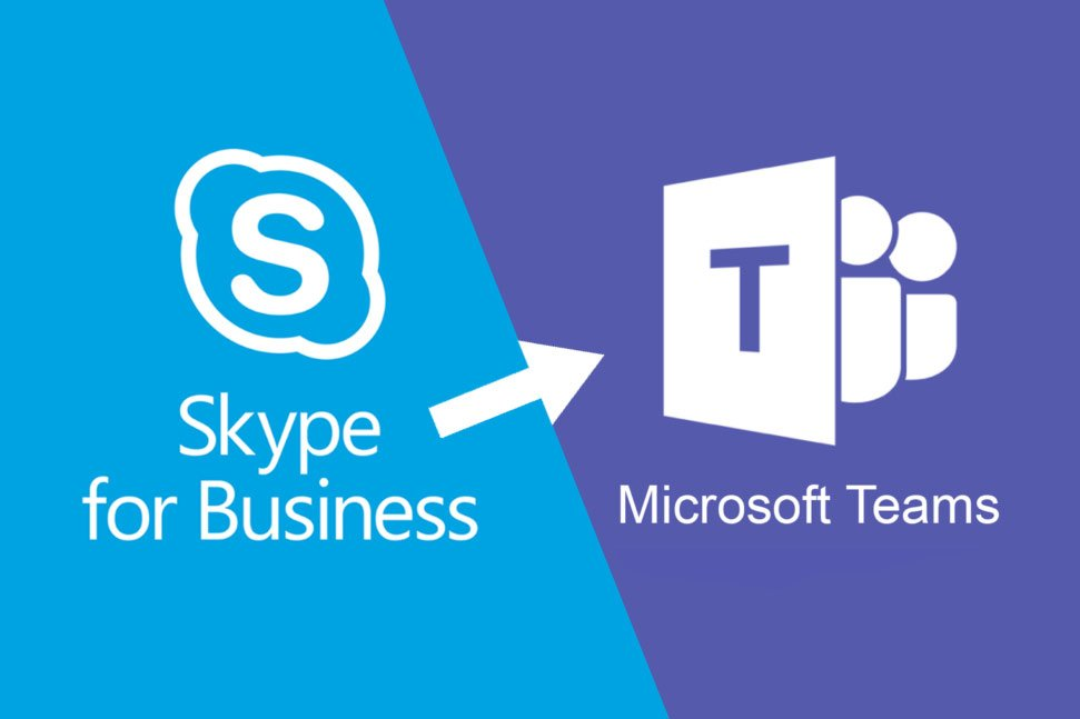Skype For Business wird Microsoft Teams