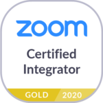 Zoom Certified Integrator GOLD