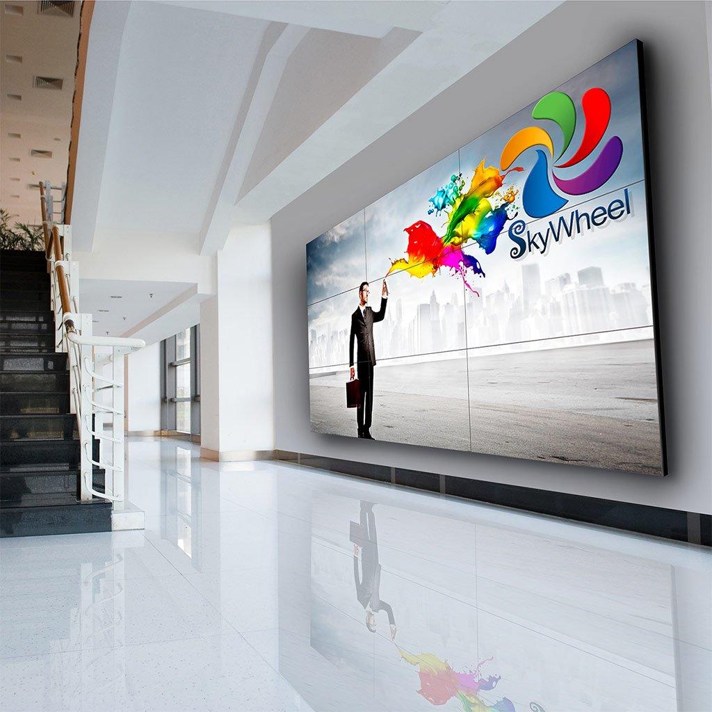 NEC LED Wand Videowall aus Berlin