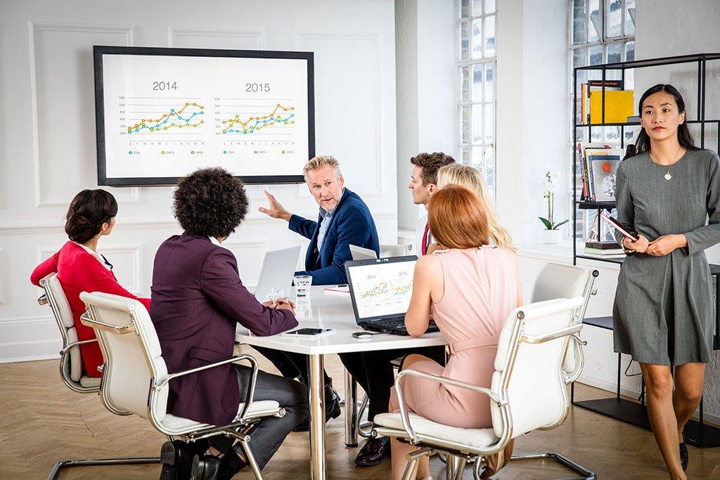 ClickShare CSE 200 Meetingrooms