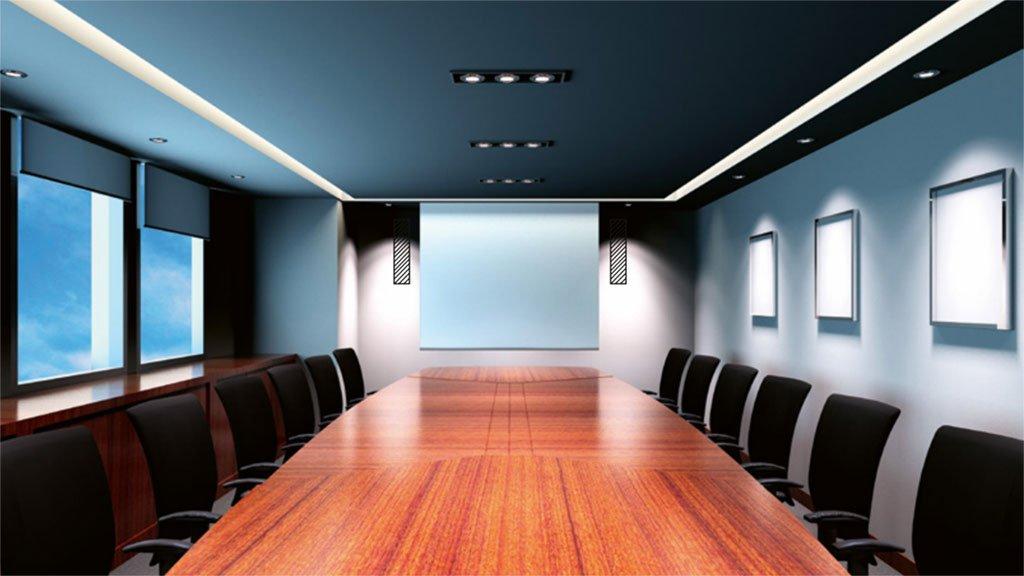 Fohhn Lautsprecher für den Konferenzraum