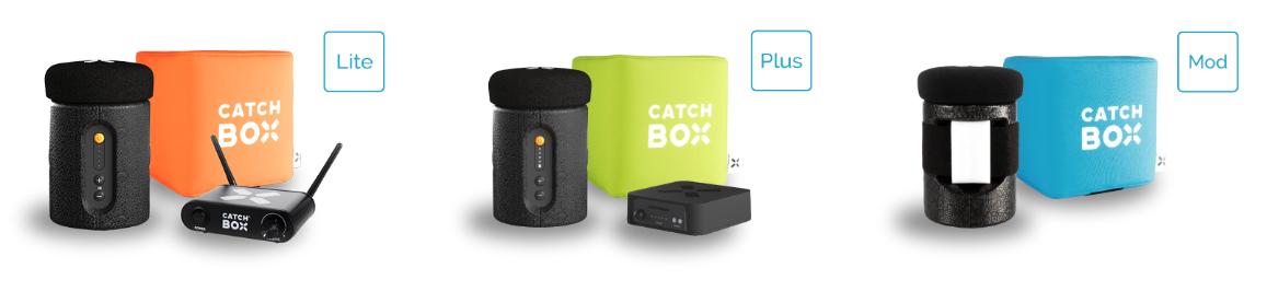 Catchbox Produkte