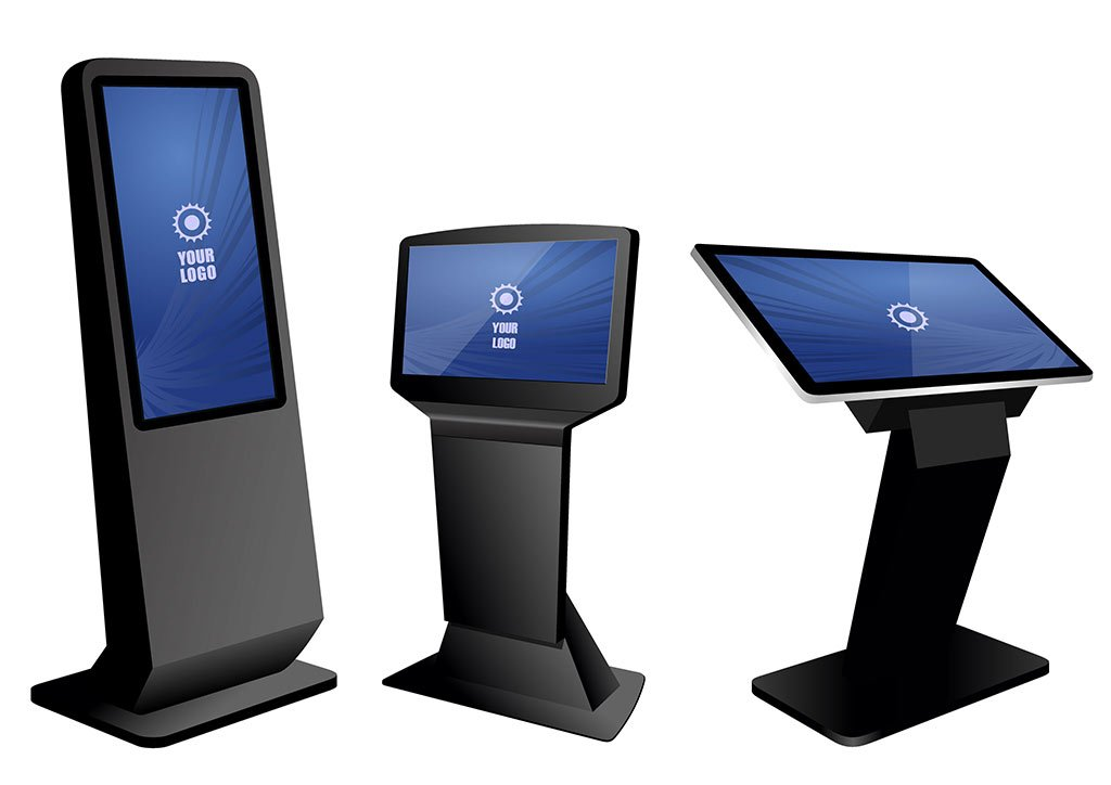 Digital Signage Touch Display