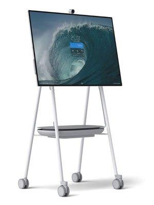 Digitales Whiteboard Microsoft Surface Hub