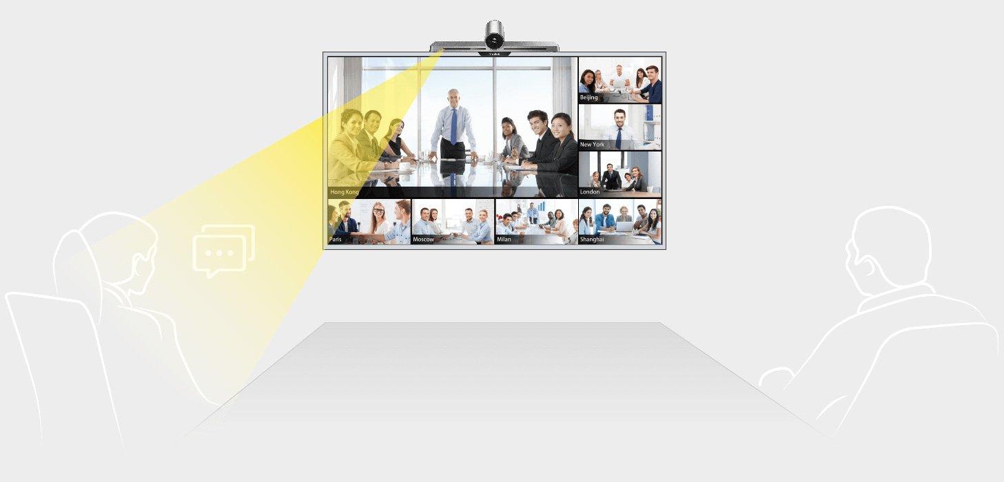 Yealink VC200 Videokonferenz