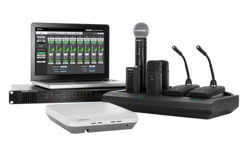 Shure Microflex Wireless