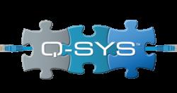 Q-SYS Logo