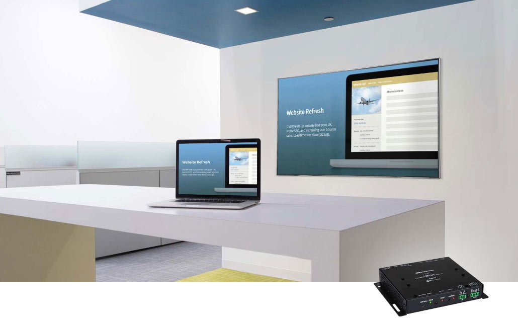 Crestron Airmedia Wireless
