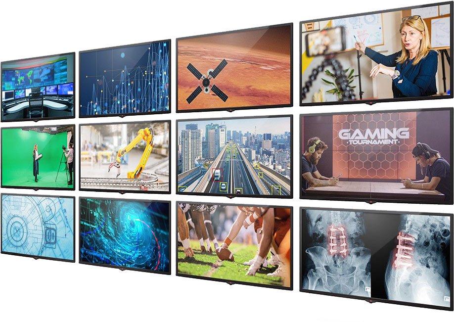 NVX Serie Displays