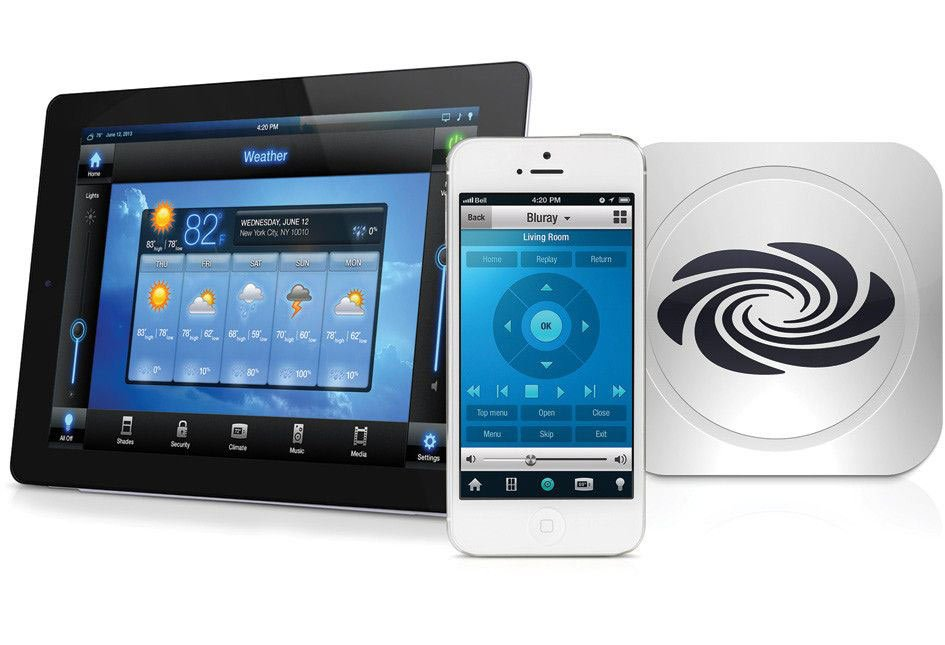 Crestron Controll App