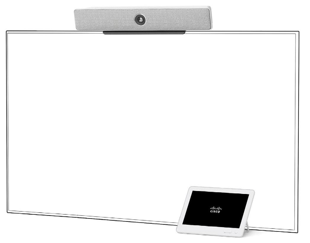 Webex On Flip Room Kit MINI