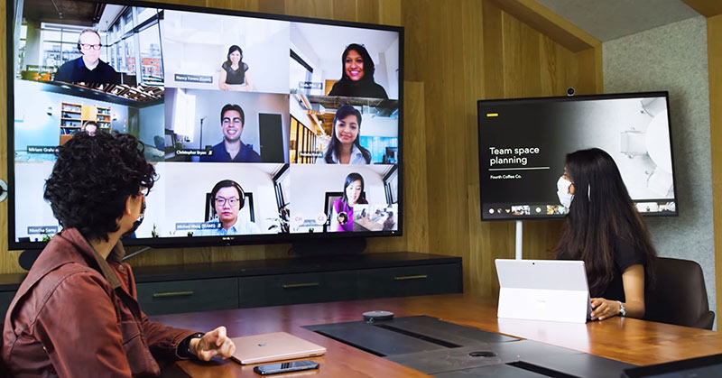 Microsoft Teams Rooms Systeme