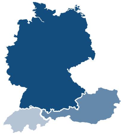 DACH Region PIK AG