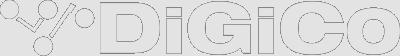 DiGiCo Logo WHITE