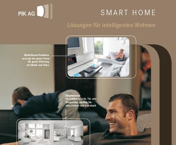 Geschäftsfeld Smart Home
