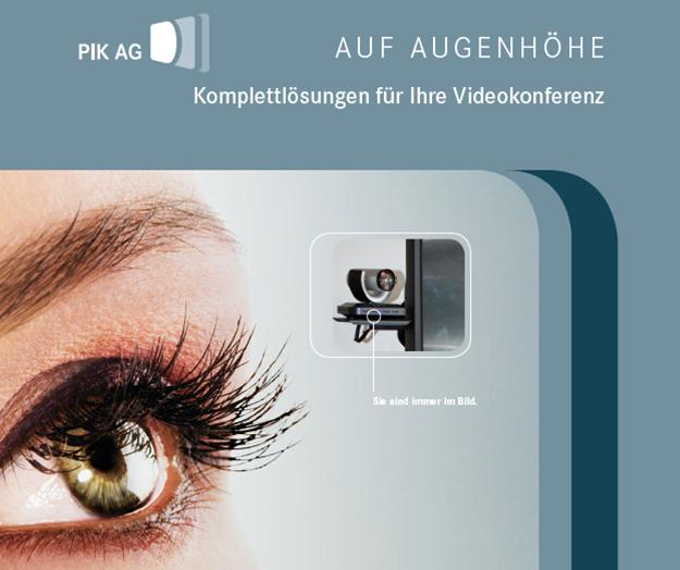Geschäftsfeld Videokonferenz